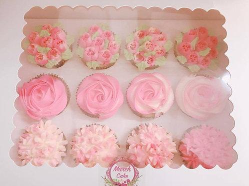 cupcakes 12件裝 015款