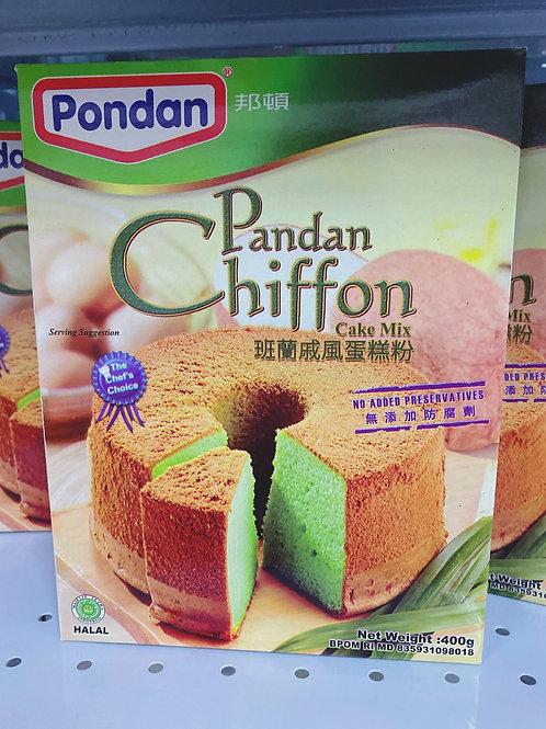 戚風蛋糕粉 (班蘭味)