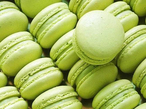 綠茶味馬卡龍