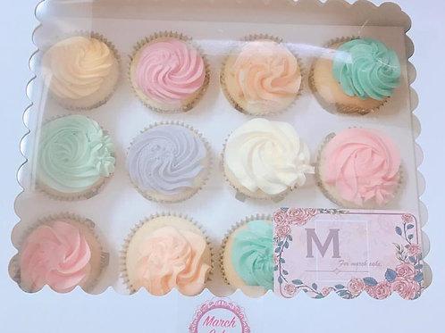 cupcakes 12件裝 014款