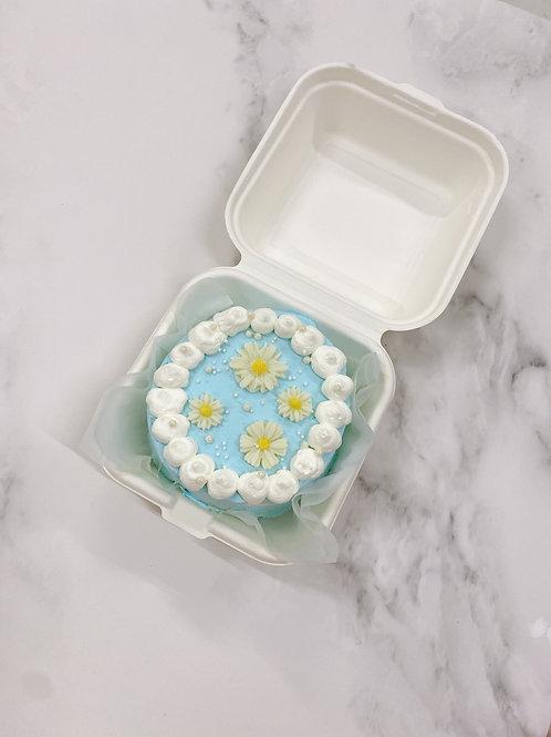 便當盒蛋糕 四吋兩人份量