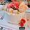 Thumbnail: 鮮花金箔拉錢蛋糕