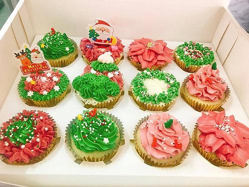 cupcakes 12件裝 08款