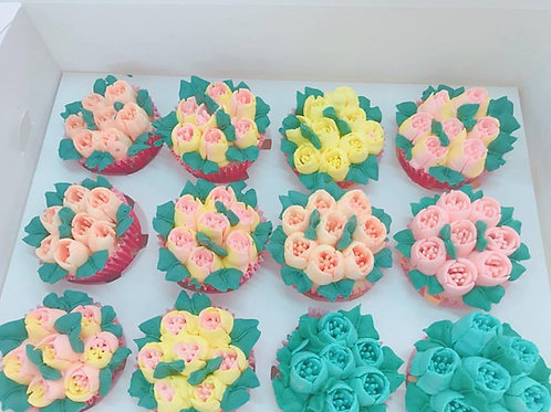 cupcakes 12件裝 011款