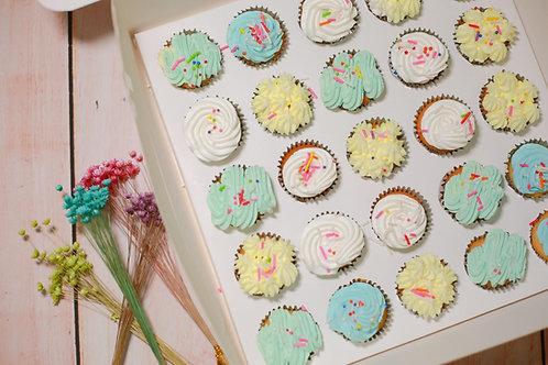 043 款 mini cupcake25件