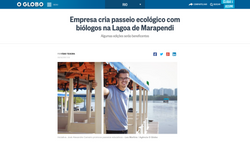 O Globo Online - page 1