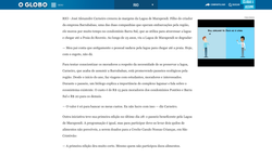 O Globo Online - page 2