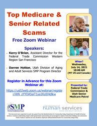 July SMP & FTC Zoom Webinar Flyer - PDF.