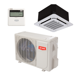 R*C Cassette Ductless System