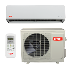 MA High Wall Ductless System
