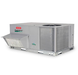 Legacy Rooftop Electric Heating/Electric Cooling