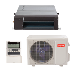 R*D Ducted Ductless System