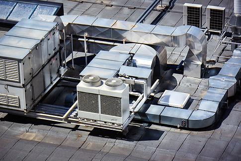 Commercial HVAC - heating ventilation an