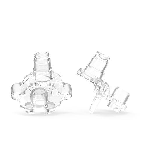 Twistshake 2X Válvula Antiderrame Para Vasos Sippy