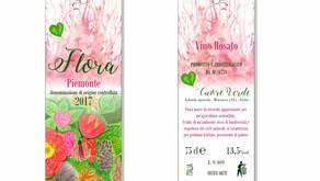 Flora, il nostro primo vino