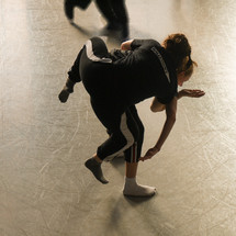 Dancers - Cydney Yeats and Rachel Saxon