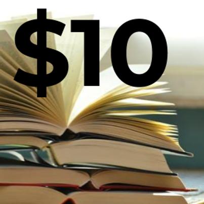 $10 Pledge