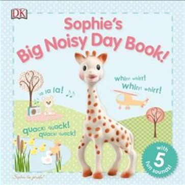 Sophie's Big Noisy Day Book
