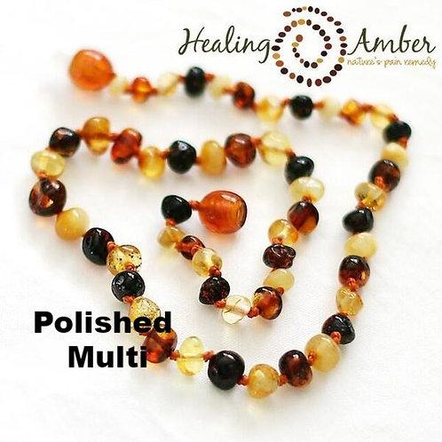 """Healing Amber - 6.5"""" Bracelet/Anklet"""