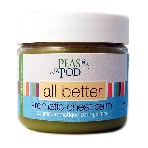 All Better Aromatic Chest Balm (50 g)