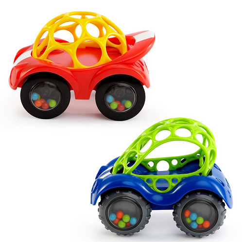 Oball Rattle & Roll Cars