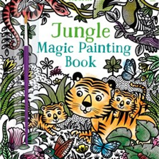 Jungle Magic Painting
