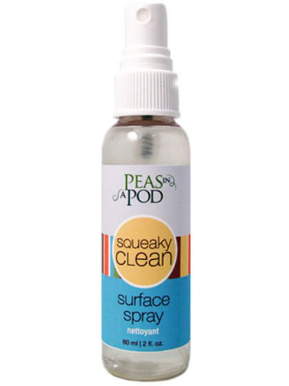 Squeaky Clean Surface Spray