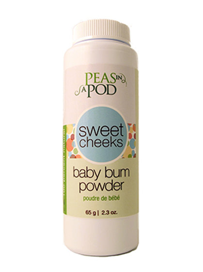 Sweet Cheeks Baby Bum Powder (100 g)