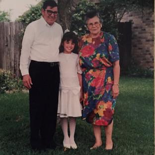 Dad, Ashley & Mom