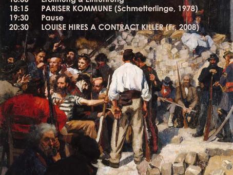 150 Jahre Pariser Kommune, Vol.II - Filmabend und Ausstellung im THALIA Programmkino