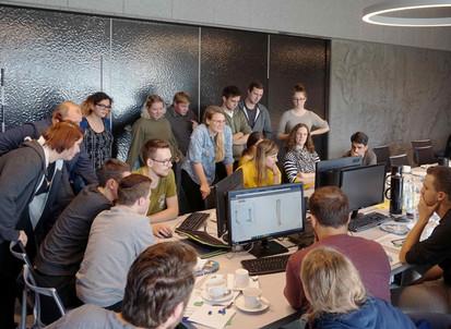 """Mecuris Seminare für (Meister)Schüler und Studenten: """"Die digitale Prozesskette"""""""
