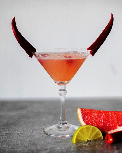2 Devils Kiss Cocktails