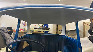 Roof Lining Mini after Smart Systems Solutions