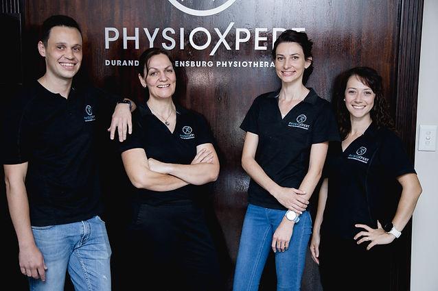 PhsyioXpert - Durand & Van Rensburg Physiotherapists