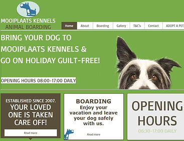 Mooiplaats Kennels by PlacesAndPrices