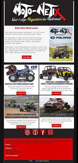 Moto-Netix Newsletters by PlacesAndPrices