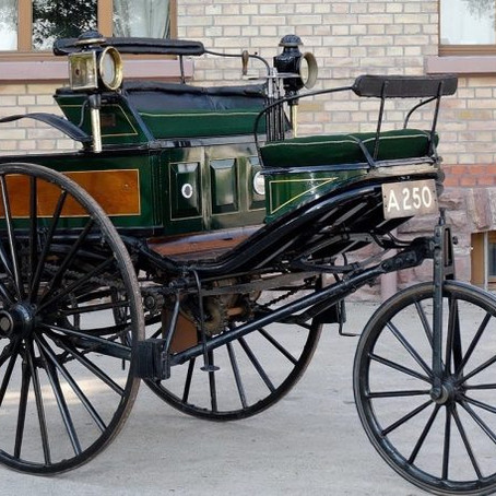 Honor the Heritage of The First Car Ever Made