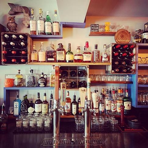 TGIF. The bar is stocked. #villagepub #m