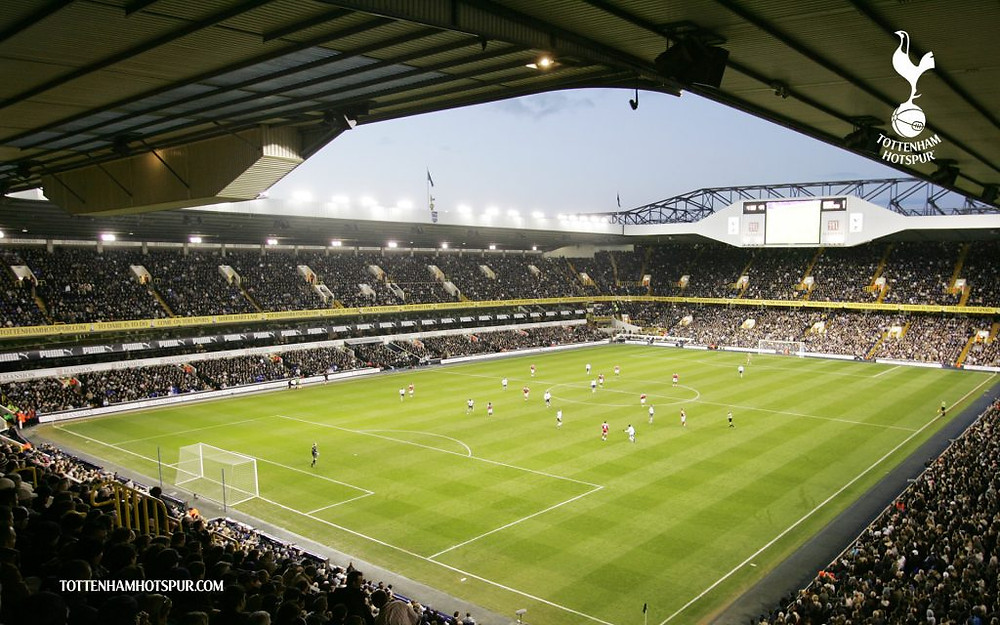 tottenham stadion