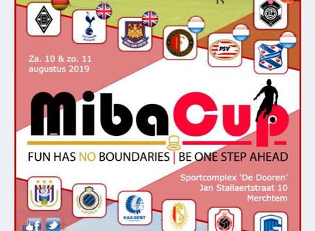 MibaCup App beschikbaar!