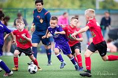 20180811 11u45 U9 RSC Anderlecht - FC La