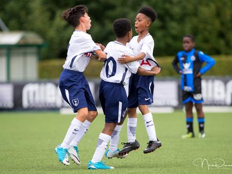 Inschrijving MibaCup 2019: Tottenham Hotspur
