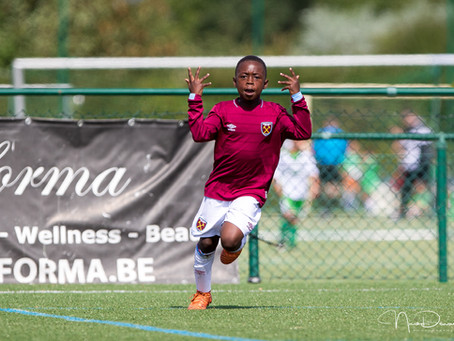 Inschrijving MibaCup 2019: West Ham United