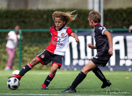 Inschrijving MibaCup 2019: Feyenoord Rotterdam
