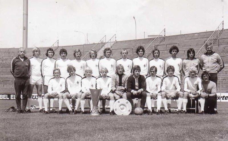 borussia team 1975