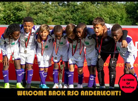 MibaCup 2020: RSC Anderlecht