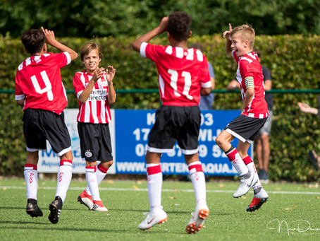 Inschrijving MibaCup 2019: PSV