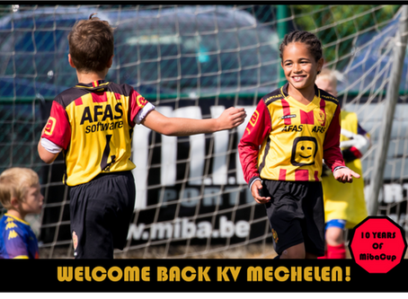 MibaCup 2020: KV Mechelen