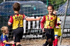 20180811 10u25 U9 KV Mechelen - KHO Wolv