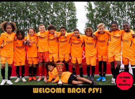 MibaCup 2020: PSV